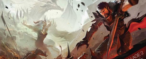 Dragon Age 2 – «другая» игра