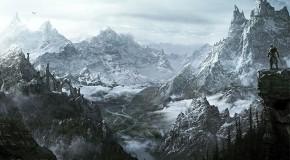 Обои Elder Scrolls V: Skyrim