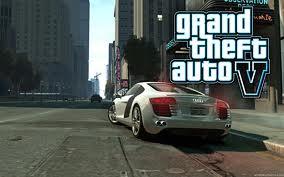 Первый ролик GTA 5