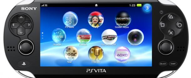 В стартовую линейку PS Vita в Европе вошла дюжина игр