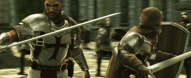 The First Templar  путешествие в мир неизведанного.