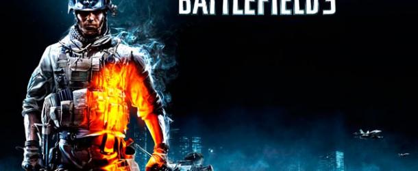 Снайперский выстрел Battlefield 3