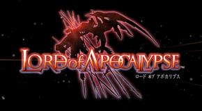 Новый трейлер ролевой игры Lord of Apocalypse