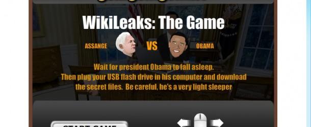 Компьютерную игру про WikiLeaks создали в Нидерландах
