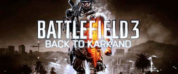 Battlefield 3: Back to Karkand вышло на PlayStation 3