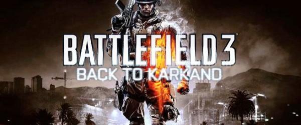 Battlefield 3: Back to Karkand вышло на PlayStation 3
