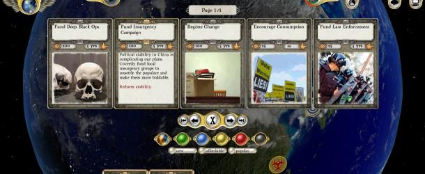 Fate of the world – обзор игры