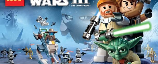 Lego Star Wars 3: The Clone Wars – мультяшная и веселая