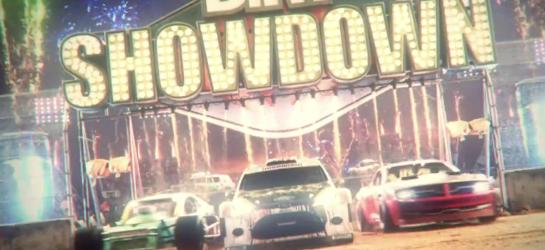 Анонсирована игра DiRT Showdown