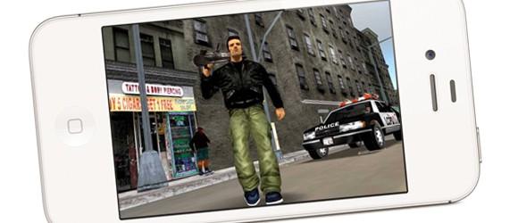 GTA 3 выйдет на iPhone и iPad