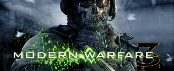 Modern Warfare 3 побил рекорд «Аватара»