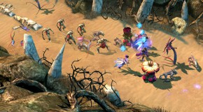 Китайская MMORPG Storm Warriors Online уже на подходе