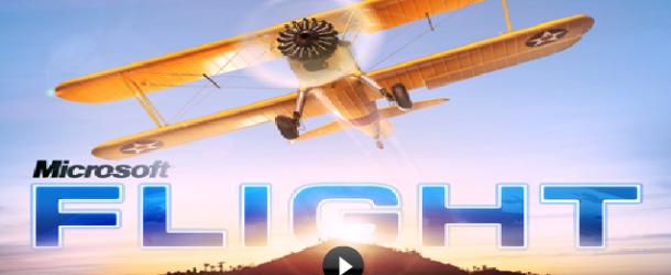 Microsoft Flight выпустят весной