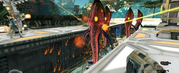 Sanctum – tower defense на движке Tournament.
