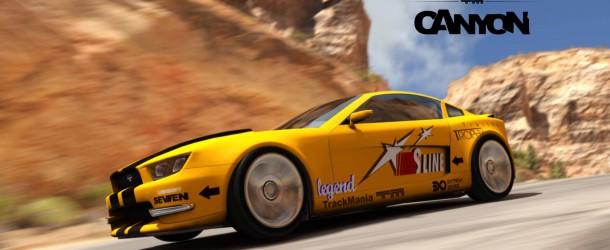 Trackmania 2: Canyon – обзор игры
