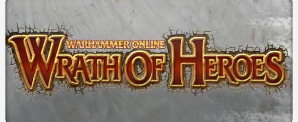 Стартовало открытое бета-тестирование проекта Warhammer Online Wrath Of Heroes