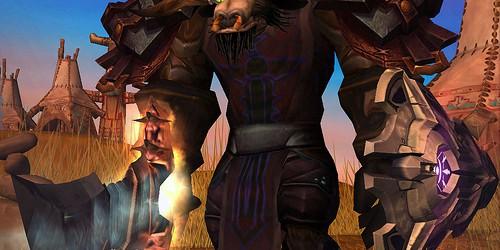 Древний но любимый ролик из World of Warcraft