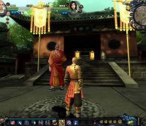 В Китае началось закрытое бета-тестирование «Легенды Кунг-Фу»