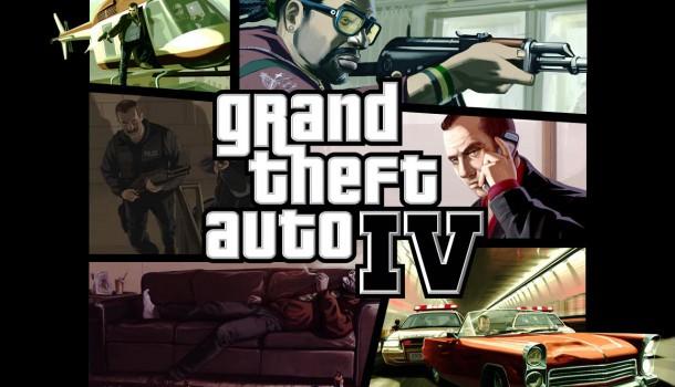 Grand Theft Auto легендарная игра