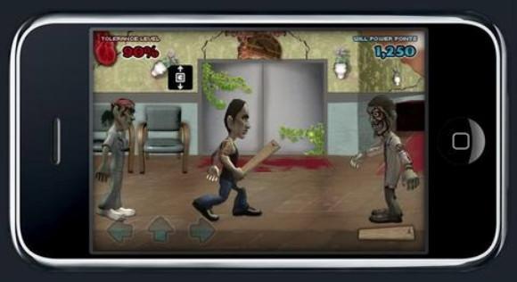 Обзор игр для iPhone