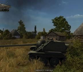 Второй этап тестирования нового обновления для World of Tanks