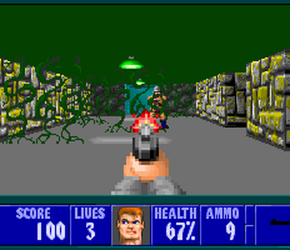 Wolfenstein 3D – 20 лет популярному шутеру