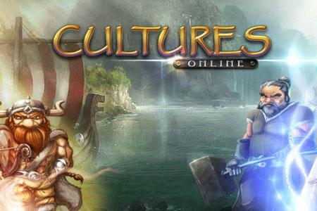Cultures Онлайн – викинги атакуют