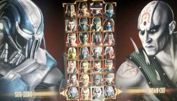 Обзор игры Mortal Kombat 9