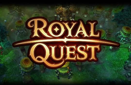 Royal Quest- от создателей «Космических рейджеров»