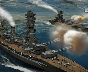 World of Battleships решено переименовать в World of Warships