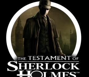 The Testament of Sherlock Holmes – в обличии великого сыщика