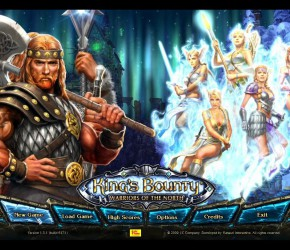 King's Bounty: Warriors of the North – викинги всегда в моде