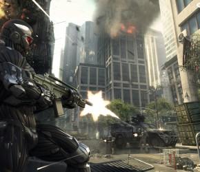 Прохождение игры Crysis