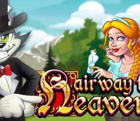 Игровой автомат про длинноволосую принцессу – Hairway to Heaven
